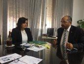 نائب وزير الزراعة: الرئيس السيسى أوصى بدعم المشروعات الصغيرة والمتوسطة
