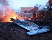 """روسيا: العثور على أحد طيارى مقاتلة """"سو-34"""" المنكوبة"""