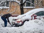 إعلان حالة الطوارىء فى مقاطعة بريطانية بسبب تساقط الثلوج الكثيف