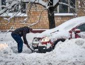 فرنسا ترفع درجة التأهب فى 22 إقليما لمواجهة الثلوج وبرودة الطقس