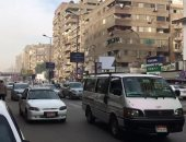 أوناش المرور ترفع اﻷتوبيسات المعطلة بكوبرى الجيزة والفنجرى ومحور صلاح سالم