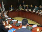 وزير النقل يلتقى وفد الجمعية الصينية للمقاولات لاستعراض الفرص الاستثمارية