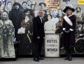 عمدة لندن يحتفل بمئوية حصول المرأة البريطانية على حق الاقتراع