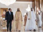 صحيفة الاتحاد الإماراتية تنشر فيديو استقبال الرئيس السيسى فى الإمارات