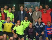23 فريقا يتنافسون بدورى ميناء القاهرة على ملاعب أيروسبورت