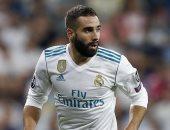 كارفخال خارج حسابات ريال مدريد ضد سيلتا بسبب الإيقاف