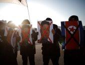 مظاهرات بكوريا الجنوبية اعتراضا على مشاركة بيونج يانج فى الأولمبياد (صور)