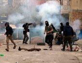 """اشتباكات عنيفة بين قوات الاحتلال وفلسطينيين عقب استشهاد """"أحمد جرار"""""""