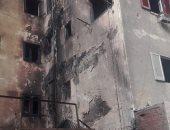 إخماد حريق شب داخل شقة سكنية فى مصر القديمة دون إصابات