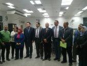 وفد من البنك الدولى وخبراء كوريين يزورون مراكز خدمة المواطنين بأحياء القاهرة
