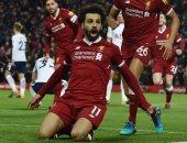 شاهد.. جماهير ليفربول تغنى لـ محمد صلاح فى البرتغال قبل مباراة بورتو