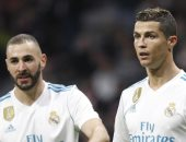 رونالدو وبنزيما يقودان هجوم ريال مدريد أمام بلباو بالدوري الإسباني