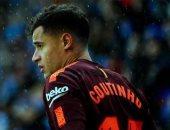 فاسكو دا جاما يطلب 3 ملايين يورو من برشلونة بعد ضم كوتينيو