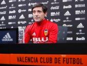 فالنسيا يُعلن إقالة مدربه مارسيلينو قبل مواجهة برشلونة