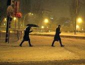 سلطات فرنسا: إجلاء 1500 شخص بسبب الثلوج ونشر 3000 فرد أمن لاحتواء الأزمة