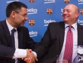 برشلونة يجدد عقده مع الراعى الرسمى مقابل 57 مليون يورو
