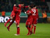 ليفركوزن يقلص الفارق 1-3 ضد بايرن ميونخ فى نهائى الكأس.. فيديو