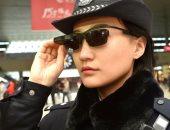 الشرطة الصينية تستعين بنظارات بتقنية التعرف على الوجه للتحقق من المسافرين