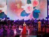 """صور.. انطلاق مراسم افتتاح أولمبياد """"بيونج تشانج"""" فى كوريا الجنوبية"""