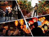 """الصين  تحتفل """"بعام الكلب"""""""