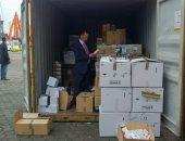 جمارك الدخيلة بالإسكندرية تضبط محاولة تصدير وهمى للتهرب من سداد الضرائب
