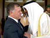 ملك الأردن: نعتز بدولة الإمارات التى تجمعنا بها علاقات تاريخية راسخة