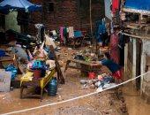 """ارتفاع حصيلة ضحايا فيضانات إقليم """"بابوا"""" بإندونيسيا لـ 89 صريعا و159 مصابا"""