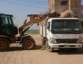 رفع 155 طن قمامة من قريتين بدسوق ضمن حملة قرية نظيفة