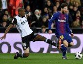 فيديو.. تعادل سلبى يحسم الشوط الأول من لقاء برشلونة وفالنسيا بكأس إسبانيا