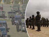 """""""احنا هنا مستعدين""""..فيديو يبرز تدريبات واستعدادات الداخلية لمواجهة الإرهاب"""