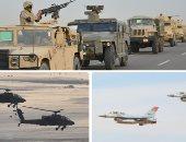 """""""بيان من 100مليون مصرى"""" تريند على تويتر لدعم الجيش بالعملية""""سيناء 2018"""""""