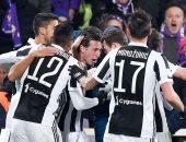 يوفنتوس يستضيف أتالانتا لحسم تذكرة نهائى كأس إيطاليا