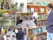 تعرف على موعد انتهاء تجهيزات معرض القاهرة للكتاب فى اليوبيل الذهبى