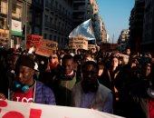 صور.. احتجاجات حاشدة فى إيطاليا بعد هجوم عنصرى على مهاجرين