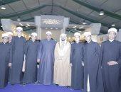 صور..طلاب الشعبة الإسلامية يزورون ركن السيرة النبوية بجناح المملكة بمعرض الكتاب