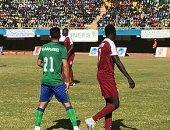 التعادل السلبى مستمر بين المقاصة وجينيريشن السنغالى بعد مرور 75 دقيقة