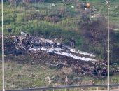 إيران: تم تحديد موقع الصندوق الأسود للطائرة الإيرانية المنكوبة