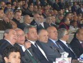 وزير الرياضة يهنئ المصرى بالفوز على جرين بافالوز برباعية