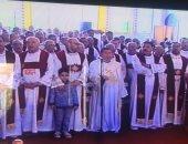 في أربعين شهداء حلوان..الكنيسة توزع كتيبا تذكاريا يروى سيرة حياتهم.. صور