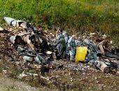مصرع شخصين فى تحطم طائرة تدريب تابعة للقوات الجوية الإسبانية