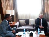 رئيس البرلمان الليبى: سيف القذافى فى الزنتان ومصر تشارك فى إعمار بلادنا