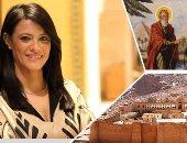 """وكالة ايطالية : السياحة فى مصر ليست الاهرامات وأبو الهول والنيل فقط ..""""مسار العائلة المقدسة """" إضافة جديدة للمقاصد المصرية .. """"سى فياجيا """" :السياح الإيطاليون يكتشفون الجانب الروحى فى الرحلات الخارجية"""