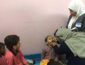 اليوم.. 252 ألف طفل بمحافظة أسوان يتلقون التطعيم ضد شلل الأطفال