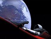 """سيارة """"تسلا"""" تجتاز كوكب المريخ وتوقعات بالعودة للأرض فى 2091"""