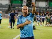 حسام حسن يشكر قراء اليوم السابع بعد فوزه بجائزة أفضل مدرب
