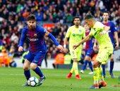 جدول ترتيب الدورى الإسبانى بعد تعادل برشلونة وفوز فالنسيا