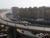 """""""المرور"""": إعادة فتح كوبرى فيصل بعد انتهاء أعمال الإصلاحات"""