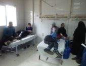 إصابة 14 عاملا بشركة مقاولات جنوب البحر الأحمر بتسمم لتناولهم وجبة فاسدة