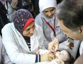 دواوين الوزارات × 24 ساعة.. إطلاق الحملة القومية للتطعيم ضد شلل الأطفال