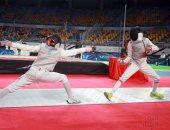 """نهائى مصرى فى منافسات السيف """"ناشئات"""" فى البطولة العربية للسلاح"""